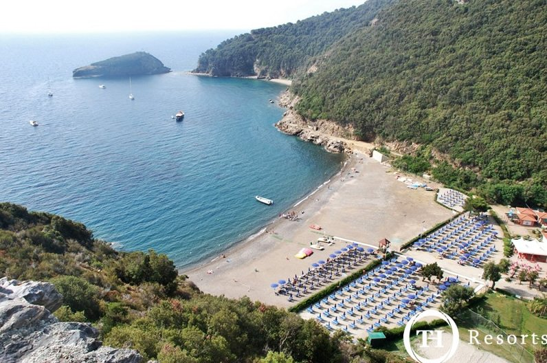 TH Ortano Mare Village - Spiaggia Privata
